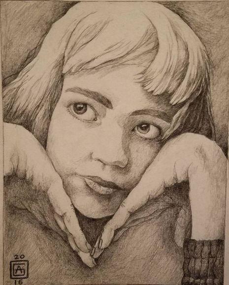 Grimes Portrait