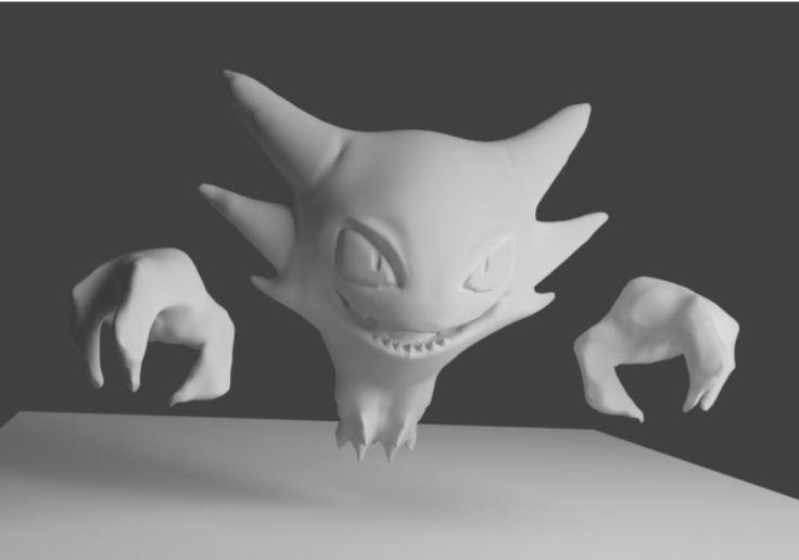 hauntr 3D
